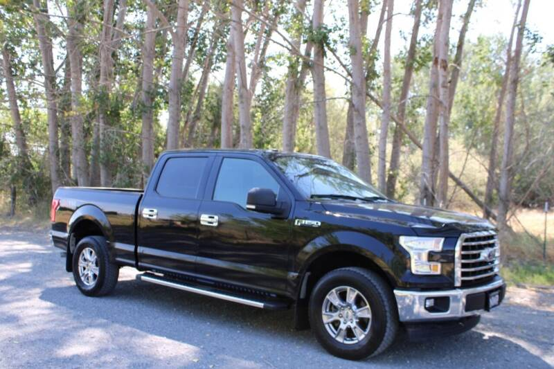 2017 Ford F-150 for sale at Northwest Premier Auto Sales in West Richland WA