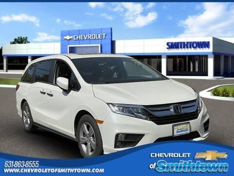 2019 Honda Odyssey for sale at CHEVROLET OF SMITHTOWN in Saint James NY