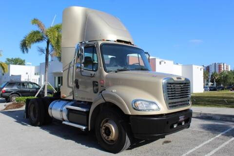 2012 Freightliner M2 112 for sale at Truck and Van Outlet in Miami FL