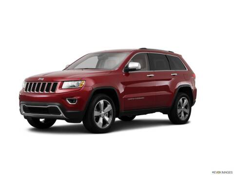 2014 Jeep Grand Cherokee for sale at West Motor Company in Hyde Park UT