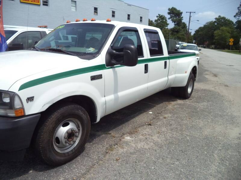 2004 Ford F-350 Super Duty for sale at H and H Truck Center in Newport News VA