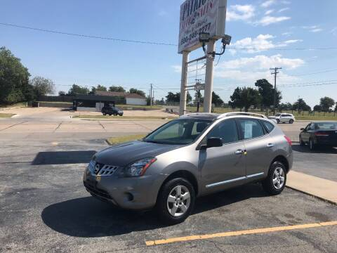 2015 Nissan Rogue Select for sale at Patriot Auto Sales in Lawton OK
