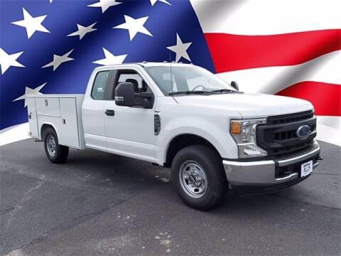 2020 Ford F-250 Super Duty for sale at Gentilini Motors in Woodbine NJ