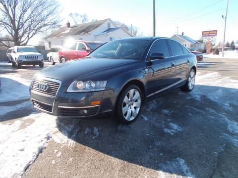2006 Audi A6 for sale at Jenison Auto Sales in Jenison MI