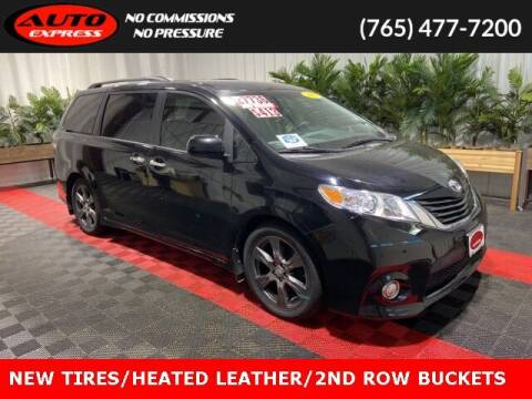 2017 Toyota Sienna for sale at Auto Express in Lafayette IN