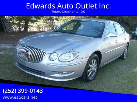 2008 Buick LaCrosse for sale at Edwards Auto Outlet Inc. in Wilson NC