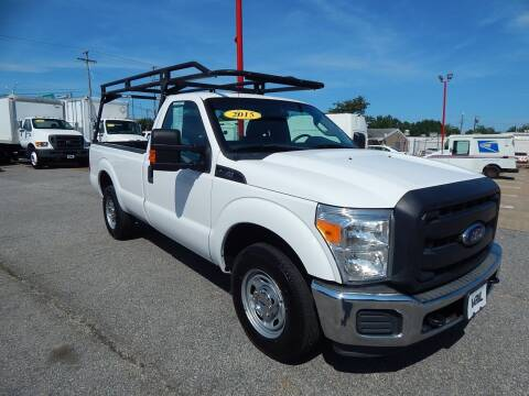 2015 Ford F-250 Super Duty for sale at Vail Automotive in Norfolk VA