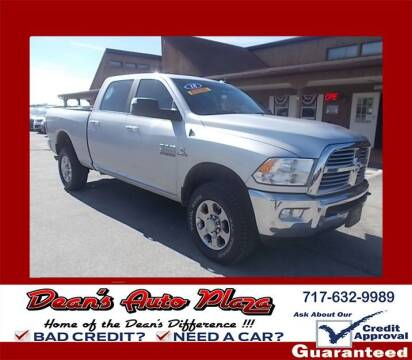2018 RAM Ram Pickup 2500 for sale at Dean's Auto Plaza in Hanover PA