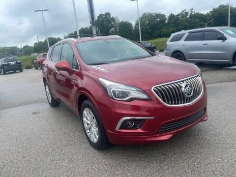 2017 Buick Envision for sale at Mann Chrysler Dodge Jeep of Richmond in Richmond KY