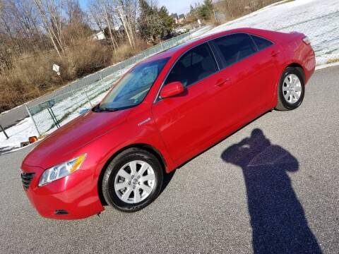 2007 Toyota Camry Hybrid for sale at GMG AUTO SALES in Scranton PA