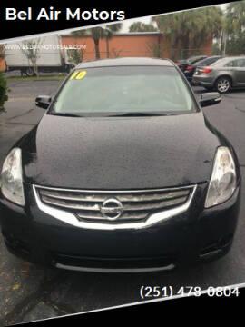 2010 Nissan Altima for sale at Bel Air Motors in Mobile AL