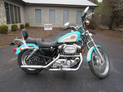 1997 Harley-Davidson Sportster 1200 for sale at Blue Ridge Riders in Granite Falls NC