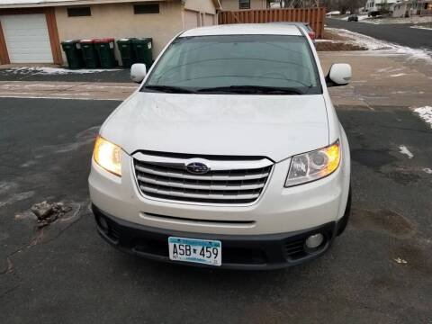 2009 Subaru Tribeca for sale at Capital Fleet  & Remarketing  Auto Finance in Columbia Heights MN