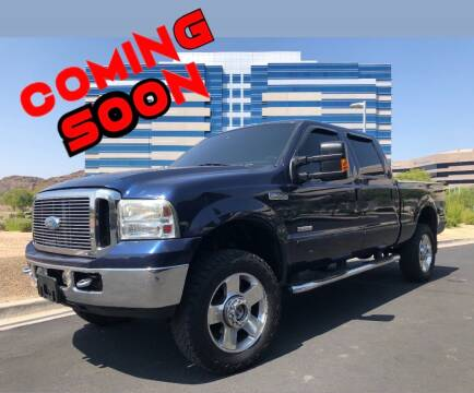 2007 Ford F-350 Super Duty for sale at Day & Night Truck Sales in Tempe AZ