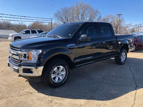 2020 Ford F-150 for sale at Greg's Auto Sales in Poplar Bluff MO