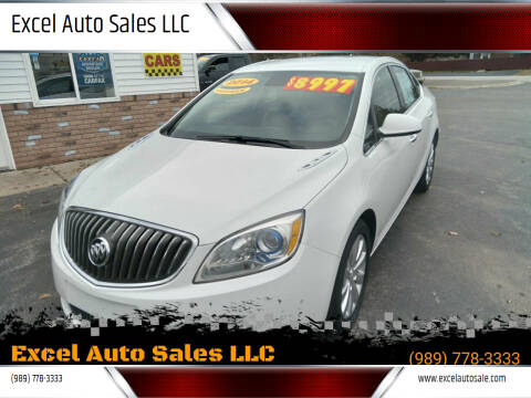 2014 Buick Verano for sale at Excel Auto Sales LLC in Kawkawlin MI