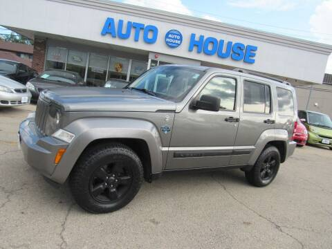 2012 Jeep Liberty for sale at Auto House Motors in Downers Grove IL