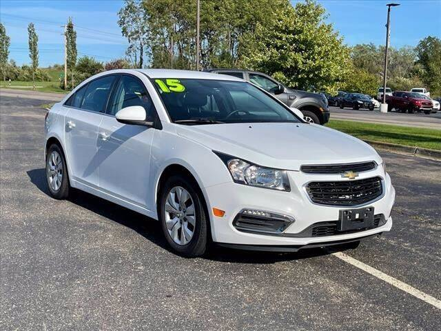 2015 Chevrolet Cruze for sale at Szott Ford in Holly MI