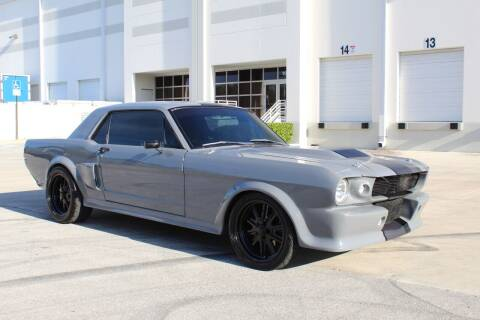1966 Ford Mustang for sale at Goval Auto Sales in Pompano Beach FL