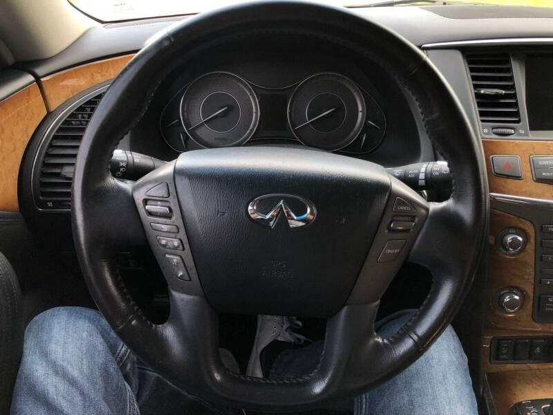 2011 Infiniti QX56 4x4 4dr SUV - Denver CO