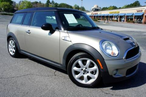 2009 MINI Cooper Clubman for sale at CU Carfinders in Norcross GA