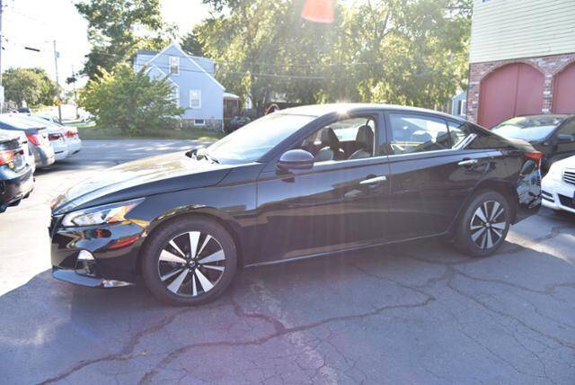 2020 Nissan Altima for sale at Absolute Auto Sales, Inc in Brockton MA