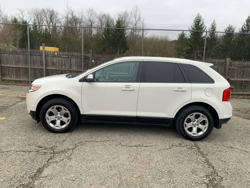2012 Ford Edge for sale at Martino Motors in Pittsburgh PA