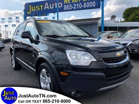 Chevrolet Captiva Sport For Sale In Knoxville Tn Just Auto Leasing