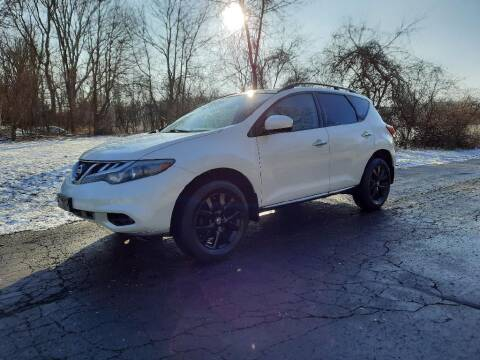 2011 Nissan Murano for sale at Moundbuilders Motor Group in Heath OH