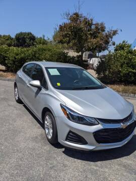 2019 Chevrolet Cruze for sale at North Coast Auto Group in Fallbrook CA