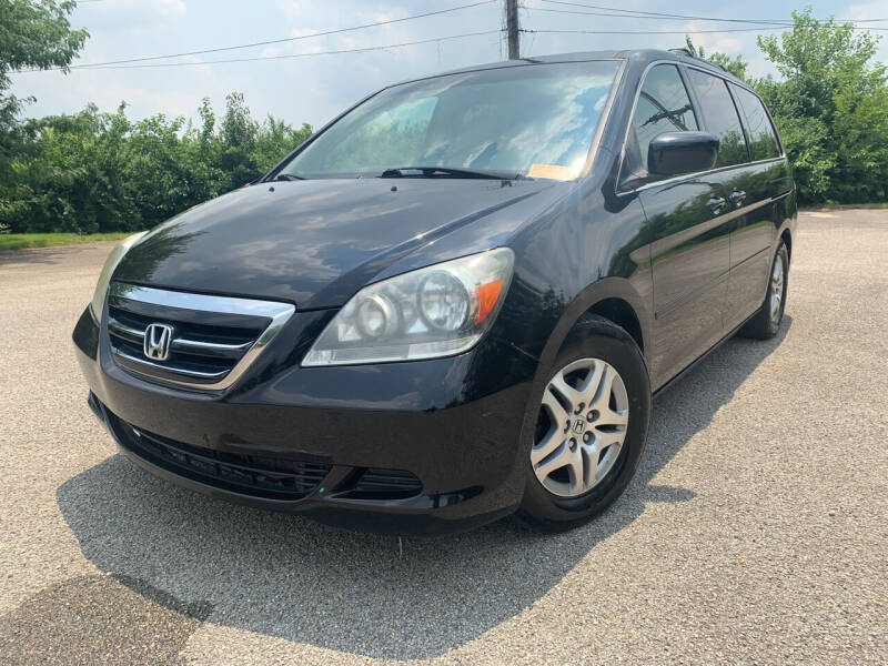 2005 Honda Odyssey for sale at Craven Cars in Louisville KY