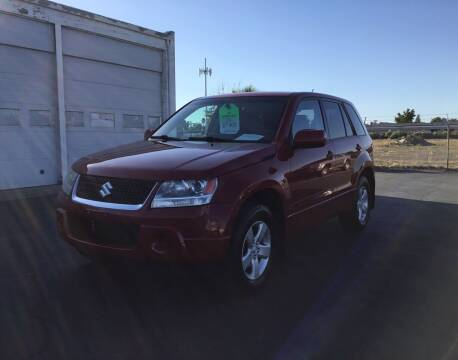 2012 Suzuki Grand Vitara for sale at My Three Sons Auto Sales in Sacramento CA
