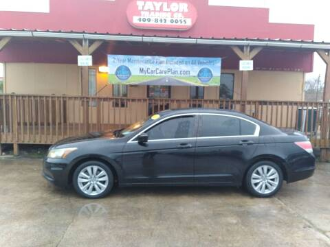2011 Honda Accord for sale at Taylor Trading Co in Beaumont TX