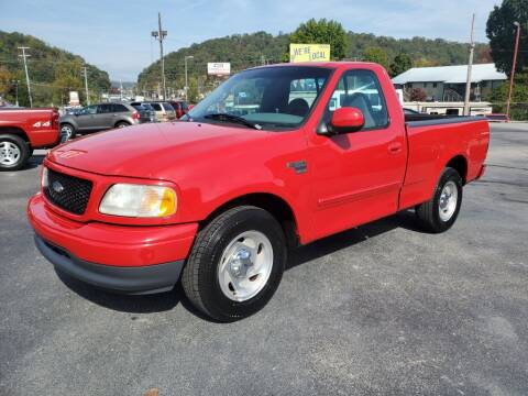 2000 Ford F-150 for sale at MCMANUS AUTO SALES in Knoxville TN