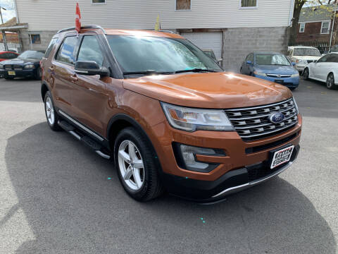 2017 Ford Explorer for sale at PRNDL Auto Group in Irvington NJ