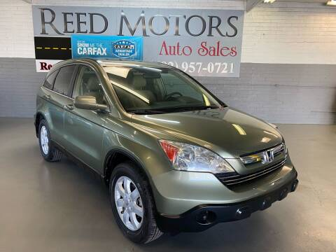 2009 Honda CR-V for sale at REED MOTORS LLC in Phoenix AZ