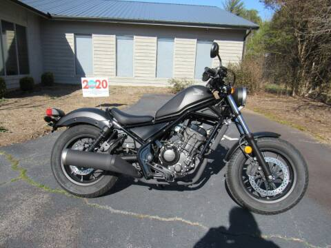 2019 Honda Rebel 300 for sale at Blue Ridge Riders in Granite Falls NC