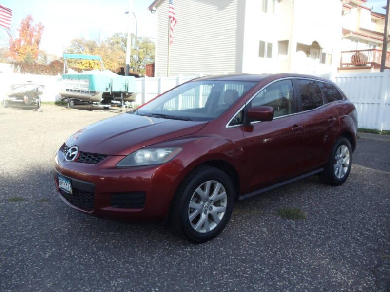 2008 Mazda CX-7 for sale at Metro Motor Sales in Minneapolis MN