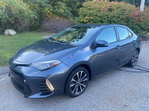 2019 Toyota Corolla for sale at Padula Auto Sales in Braintree MA