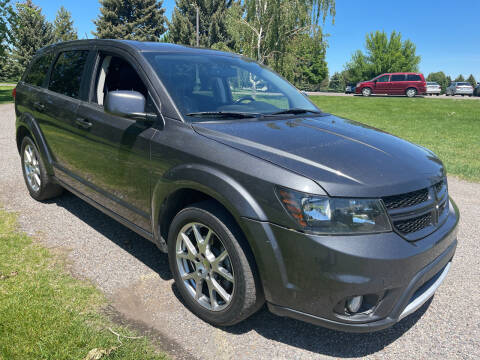 2015 Dodge Journey for sale at BELOW BOOK AUTO SALES in Idaho Falls ID