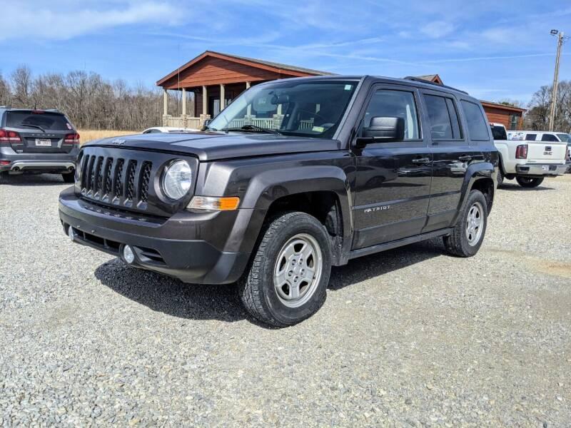 2015 Jeep Patriot for sale at Delta Motors LLC in Jonesboro AR