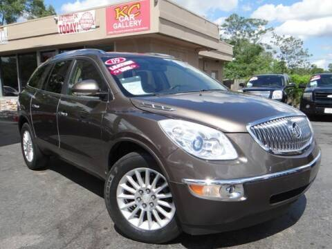 2009 Buick Enclave for sale at KC Car Gallery in Kansas City KS
