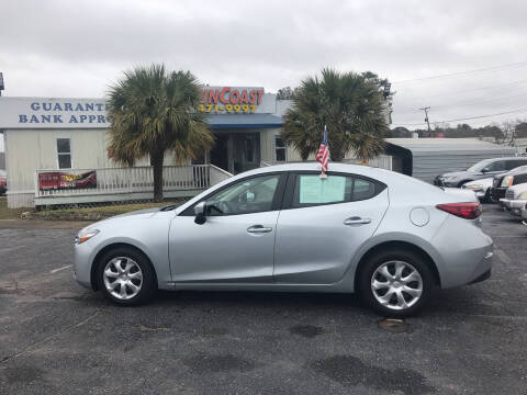 2018 Mazda MAZDA3 for sale at Sun Coast City Auto Sales in Mobile AL
