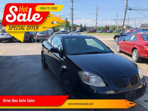 2007 Pontiac G5 for sale at Drive Max Auto Sales in Warren MI