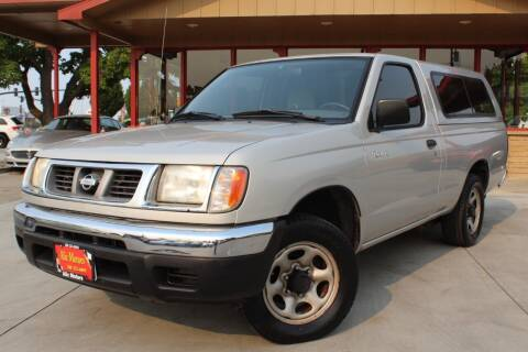 1999 Nissan Frontier for sale at ALIC MOTORS in Boise ID