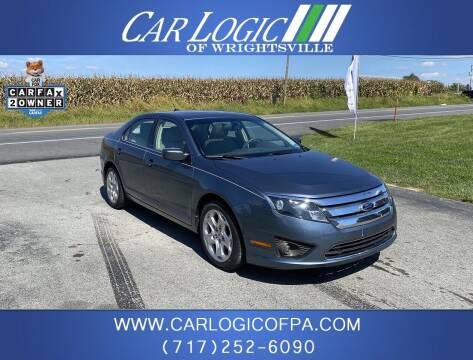 2011 Ford Fusion for sale at Car Logic in Wrightsville PA