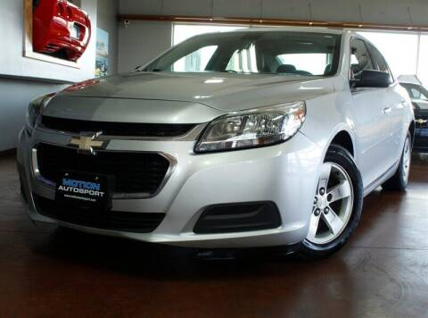 2015 Chevrolet Malibu for sale at Motion Auto Sport in North Canton OH