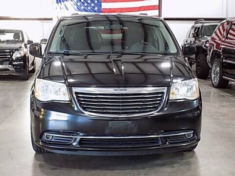 2011 Chrysler Town and Country for sale at Texas Motor Sport in Houston TX