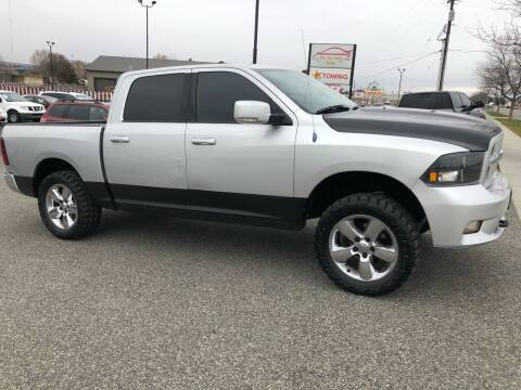 2012 RAM Ram Pickup 1500 for sale at Mr. Car Auto Sales in Pasco WA