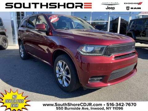 2020 Dodge Durango for sale at South Shore Chrysler Dodge Jeep Ram in Inwood NY
